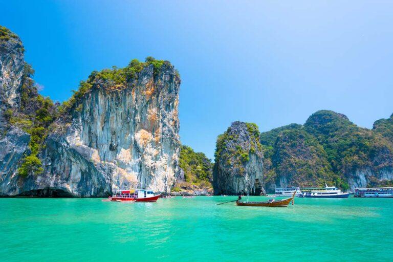 Phuket, parel van de Indische Oceaan
